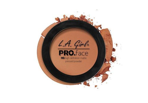 LA Girl Pressed Powder Chestnut