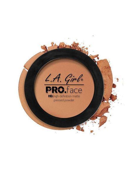 LA Girl Cosmetics LA Girl HD Pro Face Pressed Powder Warm Caramel