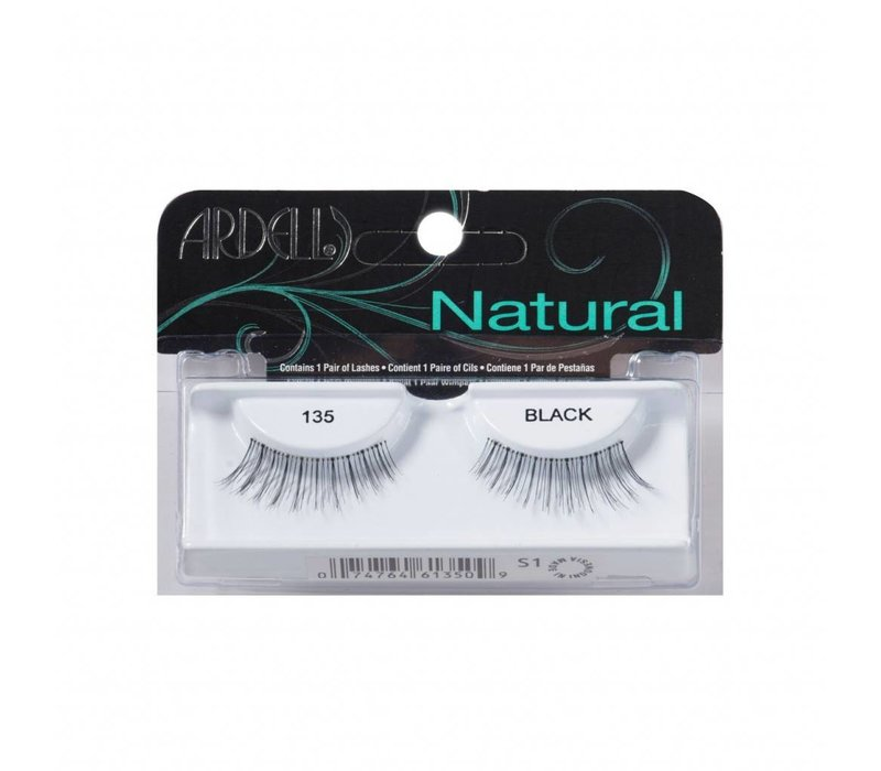 Ardell Glamour Lashes 135 Black