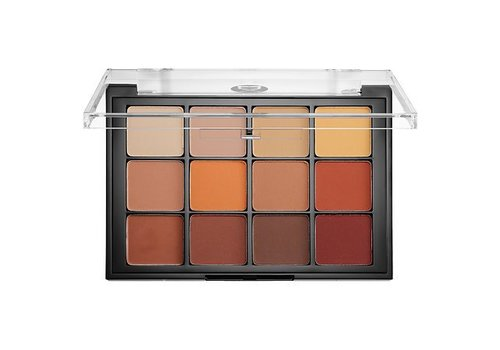 Viseart 10 Warm Neutral Mattes Palette