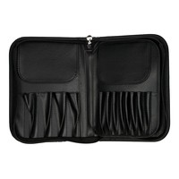 Boozy Cosmetics 24 PCs Brush Case Black