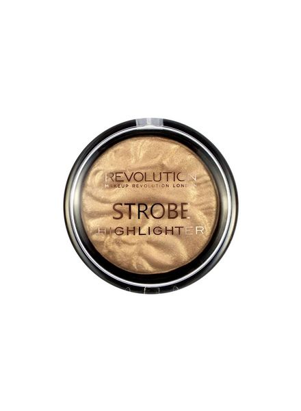 Makeup Revolution Makeup Revolution Strobe Highlighter Gold Addict