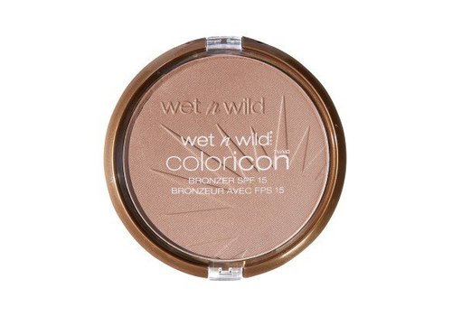 Wet n Wild Color Icon Bronzer SPF 15 Bikini Contest