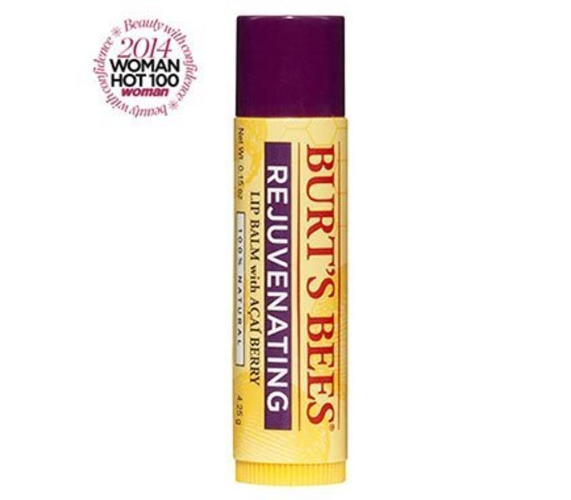 Burt's Bees Rejuvinating Acai Berry Lip Balm