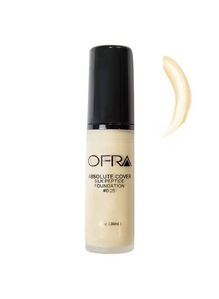 Ofra Cosmetics Ofra Absolute Cover Silk Foundation 0.25