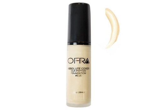Ofra Cosmetics Absolute Cover Foundation 0.25