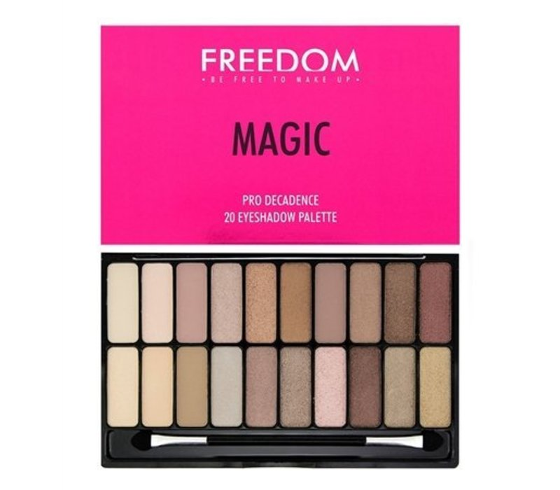 Freedom Pro Decadence Palette Magic