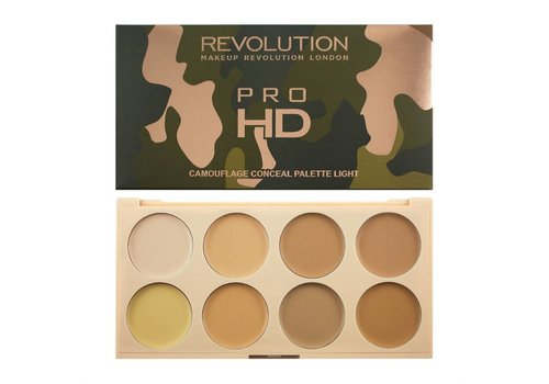 Makeup Revolution Pro HD Camouflage Light