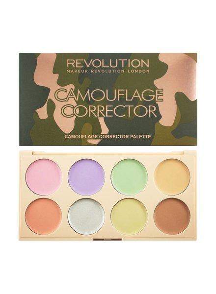 Makeup Revolution Makeup Revolution Camouflage Corrector Palette