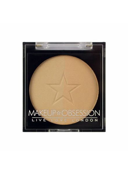 Makeup Obsession Makeup Obsession Brow Duo Powder Refill BR101 Blonde