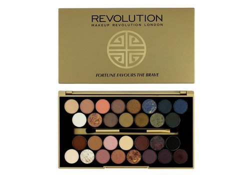 Makeup Revolution Fortune Favors the Brave Palette