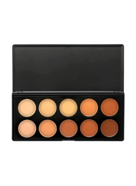 Crown Brush Crown Brush 10 Color Concealer Palette