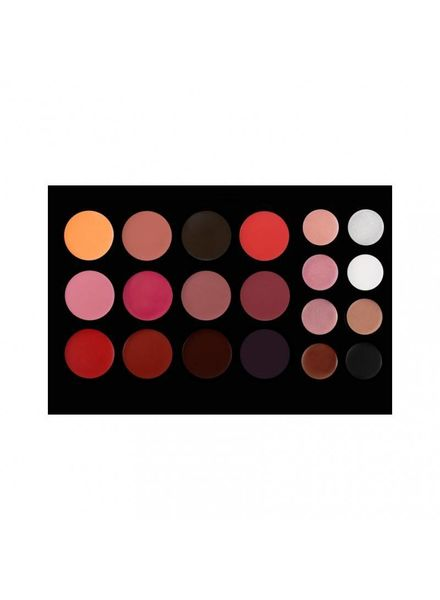Crown Brush Crown Brush Pro 20 Color Lip Palette