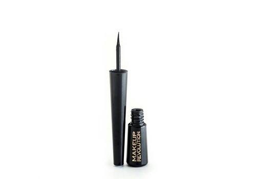 Makeup Revolution Amazing Liquid Eyeliner Waterproof Black