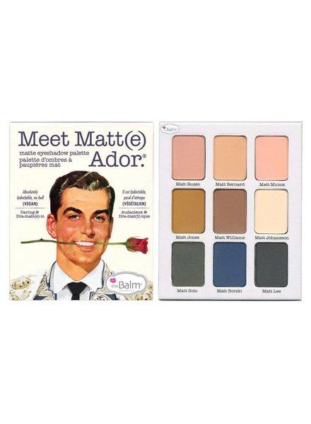 TheBalm The Balm Meet Matte Ador Palette