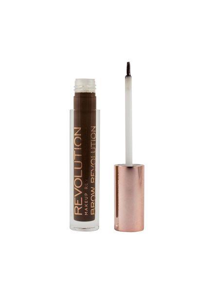 Makeup Revolution Makeup Revolution Brow Revolution Dark Brunette