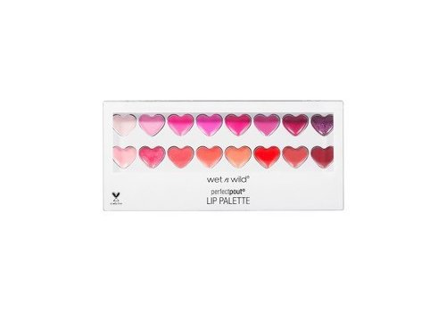Wet n Wild LipGloss Palette From Heart to Finish