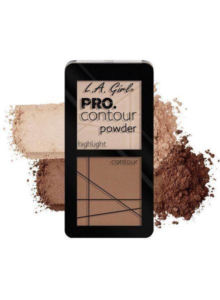 LA Girl Cosmetics LA Girl Pro Contour Powder Natural