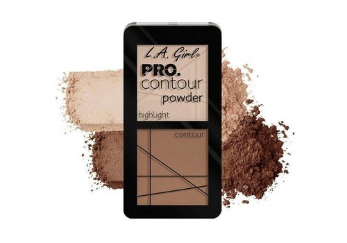 LA Girl Contour Powder Natural