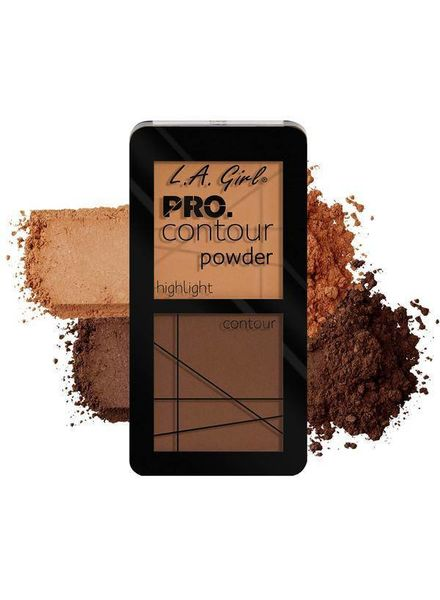 LA Girl Cosmetics LA Girl Pro Contour Powder Medium Deep