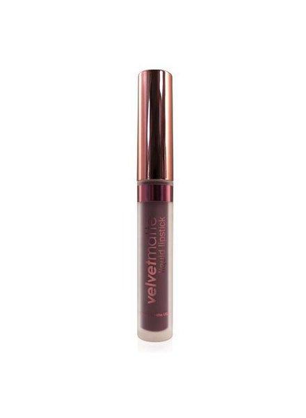 LA Splash LA Splash Velvet Matte Liquid Lipstick Blackberry Buttercream