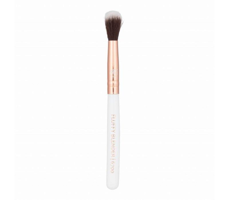 Boozy Cosmetics Mini Rose Gold BoozyBrush 6700 Fluffy Blender
