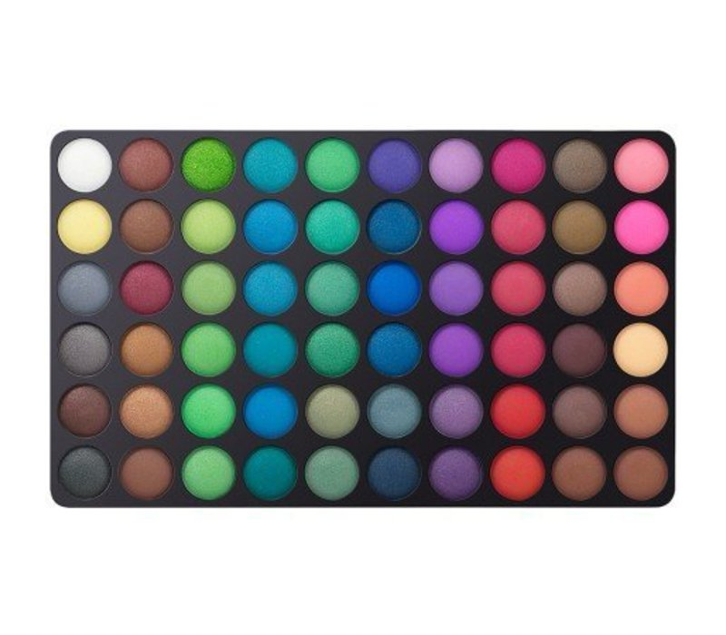 BH Cosmetics 120 Color Eyeshadow Palette Second Edition