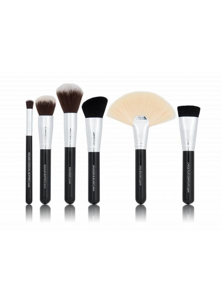 Boozy Cosmetics Boozy Cosmetics BoozyBrush 6 pc Advanced Face Set