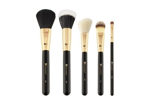 BH Cosmetics Face Essential 5 pc Brush Set