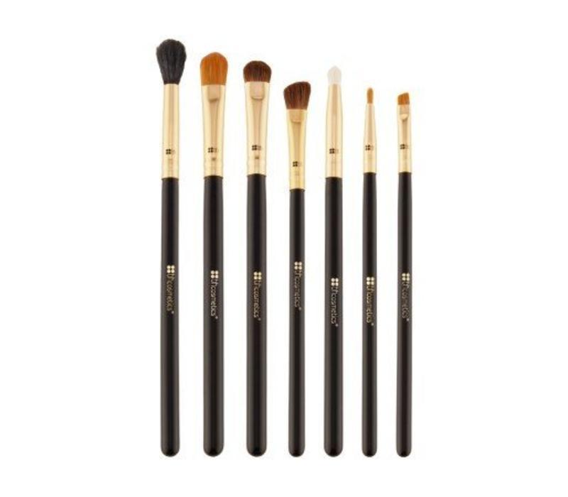 BH Cosmetics Eye Essential 7 Piece Brush Set
