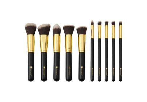 BH Cosmetics Sculpt and Blend 10 pc Brush Set