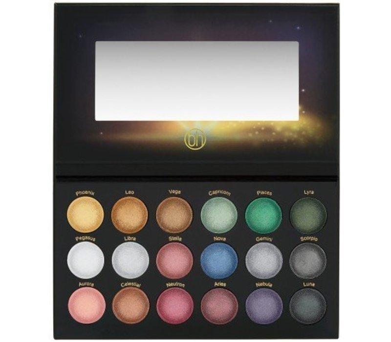 BH Cosmetics Supernova 18 Color Baked Eyeshadow Palette