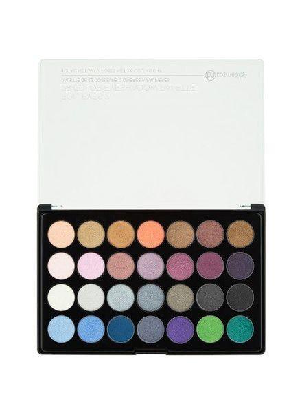 BH Cosmetics BH Cosmetics Foil Eyes 2 28 Color Eyeshadow Palette
