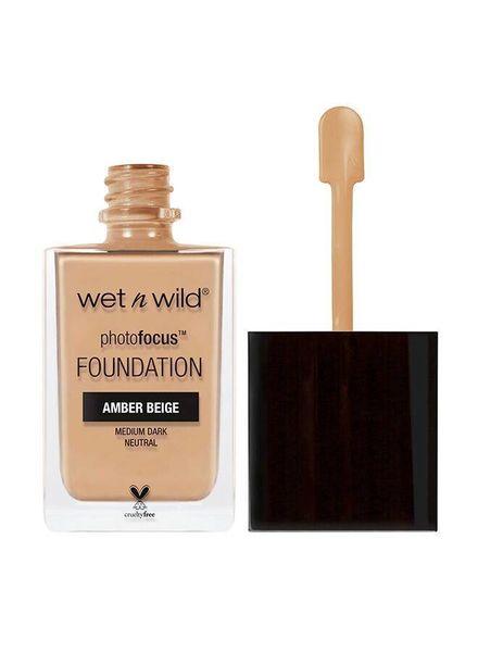 Wet n Wild Wet 'n Wild Photo Focus Foundation Amber Beige
