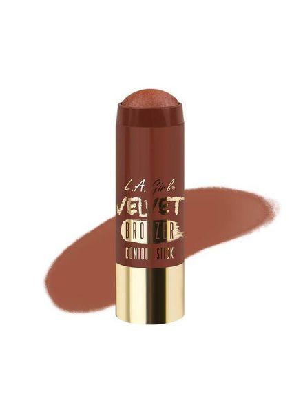 LA Girl Cosmetics LA Girl Velvet Contour Bronzer Stick Brazen