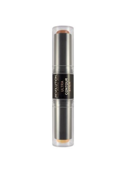 Makeup Revolution Makeup Revolution Ultra Contour Duo Stick Medium dark