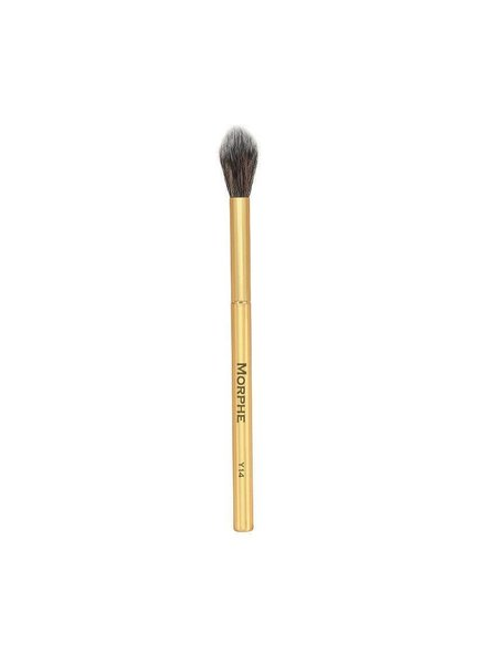 Morphe Brushes Morphe Gilded Collection Y14 Pro Detail Highlight Brush