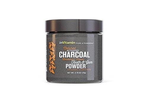 Invitamin Teeth Whitening Powder Cinnamint