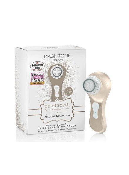 Magnitone Magnitone Barefaced Facial Cleaner Precious Edition Gold