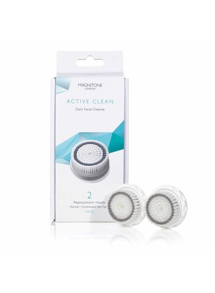 Magnitone Magnitone Active Clean Brush 2 Pack