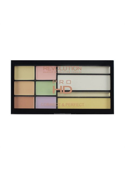 Makeup Revolution Makeup Revolution HD  Pro Prime, Correct and Perfect Palette