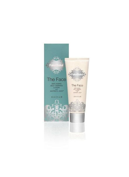 Fake Bake Fake Bake The Face Anti-Ageing Self Tan Lotion with Matrixyl-3000