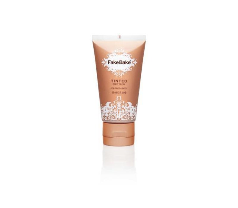 Fake Bake Tinted Body Glow for Face and Body
