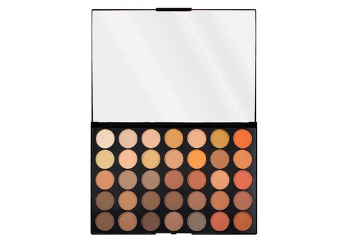 Makeup Revolution Pro HD Palette Amplified Matte 35 Inspiration
