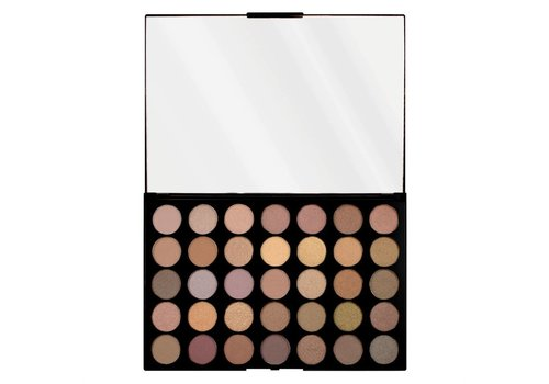 Makeup Revolution 35 Matte Commitment Amplified Palette