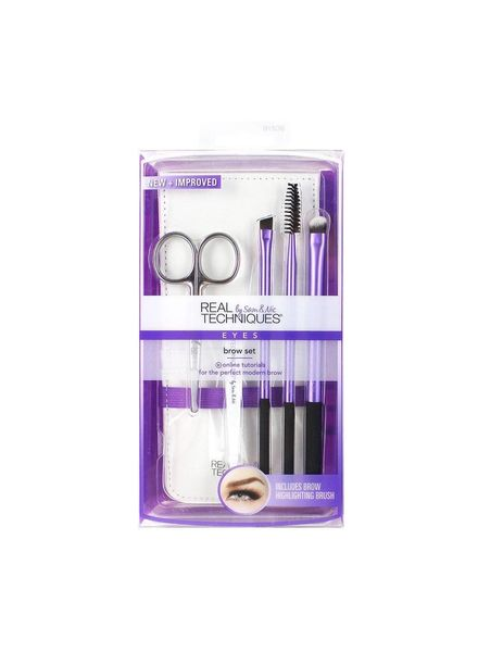 Real Techniques Real Techniques Brow Set Collection