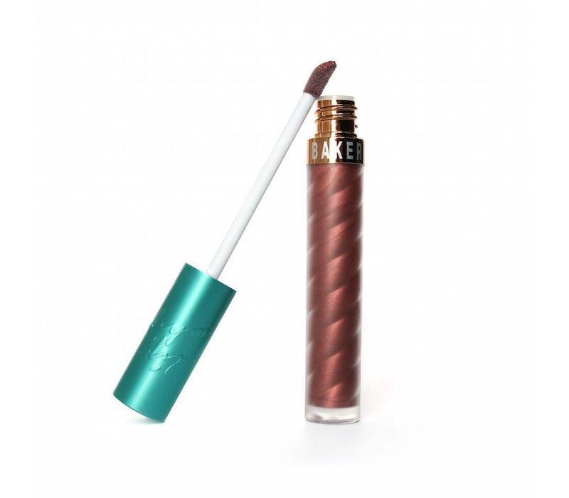 Beauty Bakerie Metallic Lip Whip Liquid Lipstick Cinnamon Roll