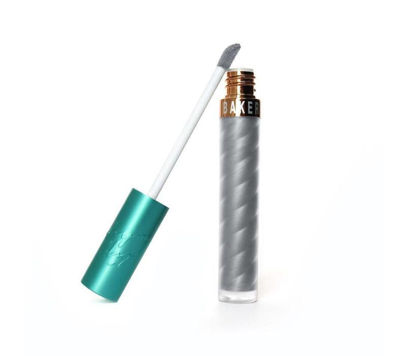 Beauty Bakerie Metallic Lip Whip Liquid Lipstick Silver Spoon