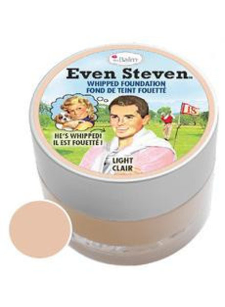 TheBalm The Balm Even Steven Whipped Foundation Light