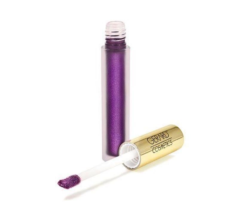 Gerard Cosmetics Metal Matte Liquid Lipstick Grape Crush